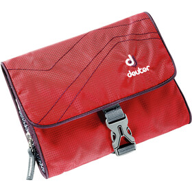 Deuter Wash Bag I Bagage Organizer, fire-aubergine